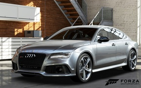 Picture 2013, Forza Motorsport 5, Xbox One, Audi RS7