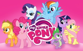 Picture My Little Pony, MLP, Friend is Magic