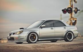 Picture tuning, Subaru, subaru impreza sti