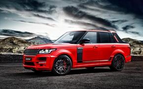Picture Range Rover, range Rover, Pickup, Startech, 2015, L405