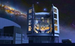Picture Observatory, Chile, Atacama Desert, GMT, Giant Magellan Telescope, Las Campanas Peak