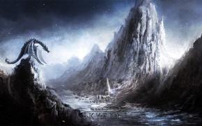 Picture Skyrim, The elder scrolls V Skyrim, Ancient scrolls, TES