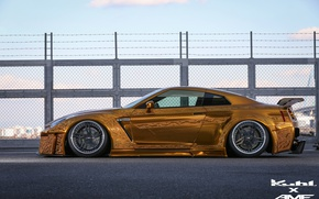 Picture GTR, Nissan, Forged, 201, Piece, Kuhl, Multi, AMF