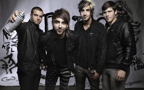 Picture Pop Punk, Zack Merrick, All Time Low, Jack Barakat, Rian Dawson, Alex Gaskarth