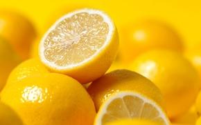 Picture fruit, citrus, lemons, fruit, lemons