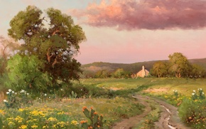Picture landscape, nature, Rob William Wood