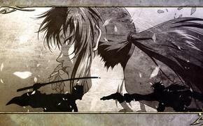 Wallpaper anime, Black Lagoon, Revy