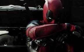 Picture marvel, comic, Deadpool, Deadpool