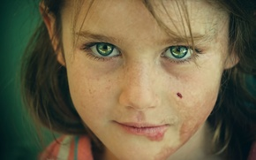 Picture look, portrait, photographer, no war, a syrian refugee, refugee, Those eyes, Ranj Yousif