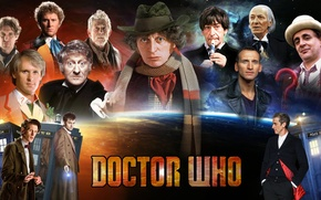 Picture fiction, the series, Doctor Who, Doctor Who