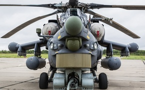 """Picture helicopter, Russian, shock, """"The eagles"""", Mi-28"""