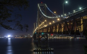 Picture California, San Francisco, Bay Bridge, Architecture