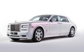 Picture Rolls-Royce, Phantom, Serenity, rolls Royce, phantom, serenity, 2015