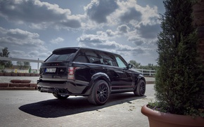 Picture Land Rover, Range Rover, 2014, Tuned by Lumma Design