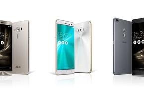 Wallpaper Asus, smartphone, ZS570KL, ZenFone, ZenFone 3 Deluxe (ZS570KL), Asus ZenFone, Asus ZenFone 3 Deluxe, ZenFone ...