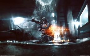 Picture Without Logo, Second Assault, Marine, Battlefield 4