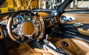 Picture Pagani, Interior, To huayr, Luxury