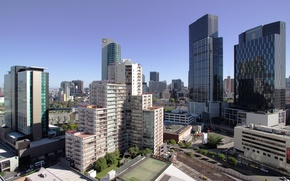 Picture building, Panorama, Australia, Melbourne, Australia, Melbourne, Panorama