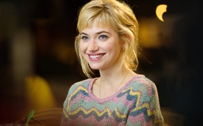 Picture the film, Imogen Poots, A Long Way Down, long fall