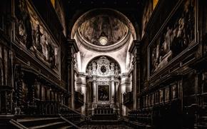 Wallpaper Cathedral, Italy, Duomo, Siracusa, Sicily