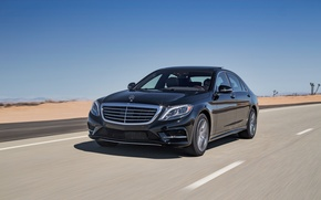 Picture mercedes, benz, 2014, s 550