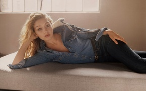 Picture model, photoshoot, 2015, Topshop, Gigi Hadid, Gigi Hadid