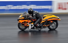 Picture style, bike, speed, race, motorcycle, racer, drag racing