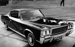 Picture 1971, Hardtop, AMC, Ambassador