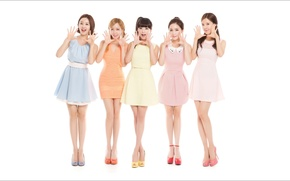 Picture Music, girls, smile, wallpapers, cool, nice, dolls, Crayon Pop