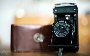 Picture background, camera, Coronet