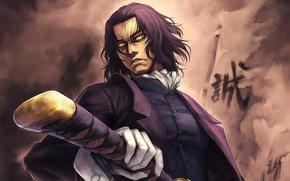 Picture wallpaper, sword, game, anime, katana, man, ken, blade, samurai, asian, warrior, manga, japanese, oriental, asiatic, …