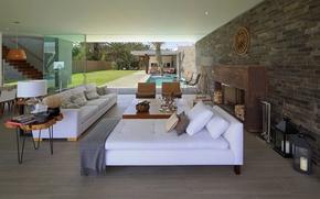 Picture design, furniture, interior
