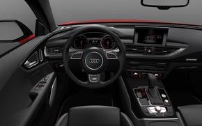 Picture machine, Audi, Audi, salon