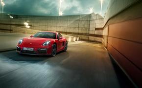 Picture Porsche, Cayman, Porsche, GTS, 2015, Caiman