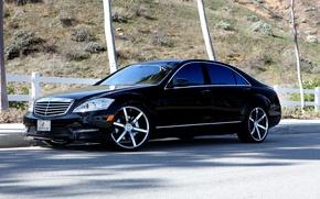 Picture Mercedes, Mercedes, S-classe, W221