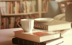 Picture books, couples, mug, Cup, saucer