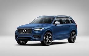Picture Volvo, XC90, R-Design, 2015