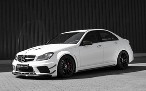 Picture mercedes, benz, amg, c63