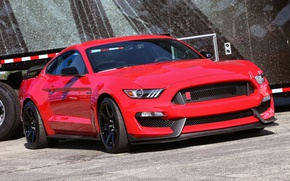 Picture Mustang, Ford, Shelby, GT350R, Raceway, Grattan