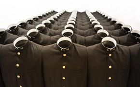 Wallpaper background, clothing, uniform