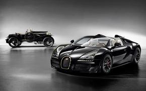 Picture Bugatti, Veyron, Black, 2014, Bess