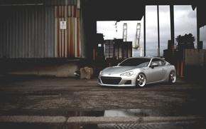 Picture coupe, Subaru, sports car, Subaru, brz, quick