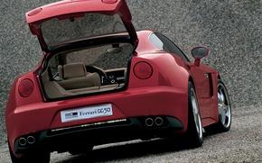 Picture Ferrari, Giugiaro, of-the, GG50, Giorgetto, The-genese