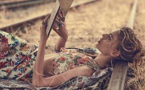 Picture Australia, Vogue, retro-inspired vintage story, Ondria Hardin