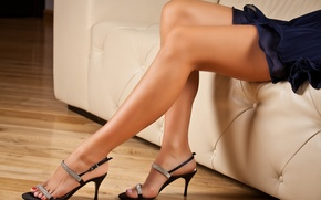 Picture sexy, legs, heels, feminine footwear