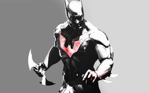 Picture Batman, Suit, Beyond