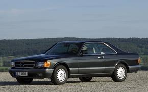 Picture Mercedes-Benz, w126, sec