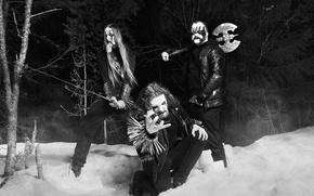 Picture Norway, Black Metal, Tsjuder