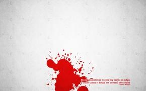 Picture Wallpaper, blood, Dexter