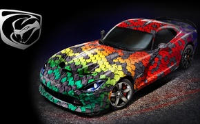 Picture supercar, viper, Dodge, Viper, dodge, gtc